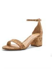 Schutz Chime Cork Sandal - Product Mini Image