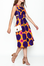 Chinero Nnamani Kofi Midi Dress - Product Mini Image