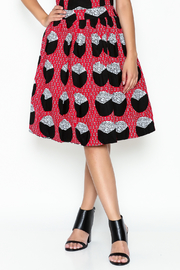 Chinero Nnamani Naetochu Midi Skirt - Product Mini Image