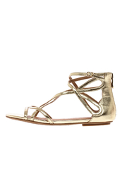 Chinese Laundry Short Gold Gladiator Sandal - Product Mini Image