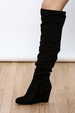 Shoptiques Product: Wedge Boot