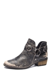 Chinese Laundry Austin Leather Bootie - Front cropped