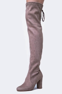 Shoptiques Product: Bachelorette Thigh High Boots