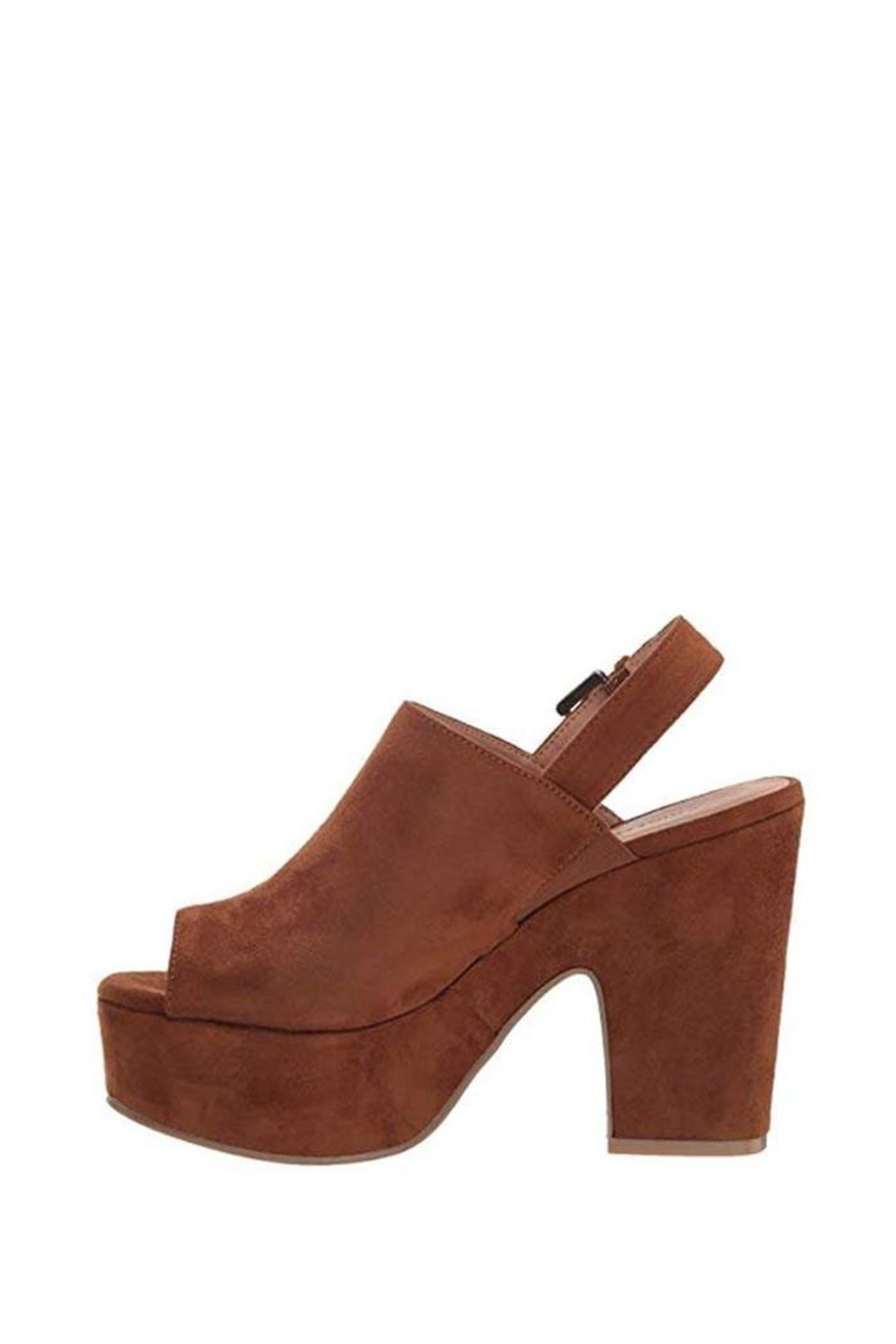 Chinese Laundry Bella Suede Heel - Main Image