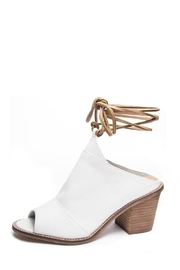 Chinese Laundry Cali Leather Bootie - Front cropped