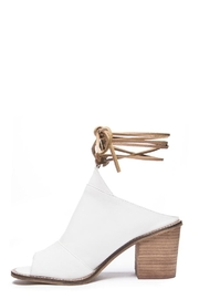 Chinese Laundry Cali Leather Bootie - Front full body