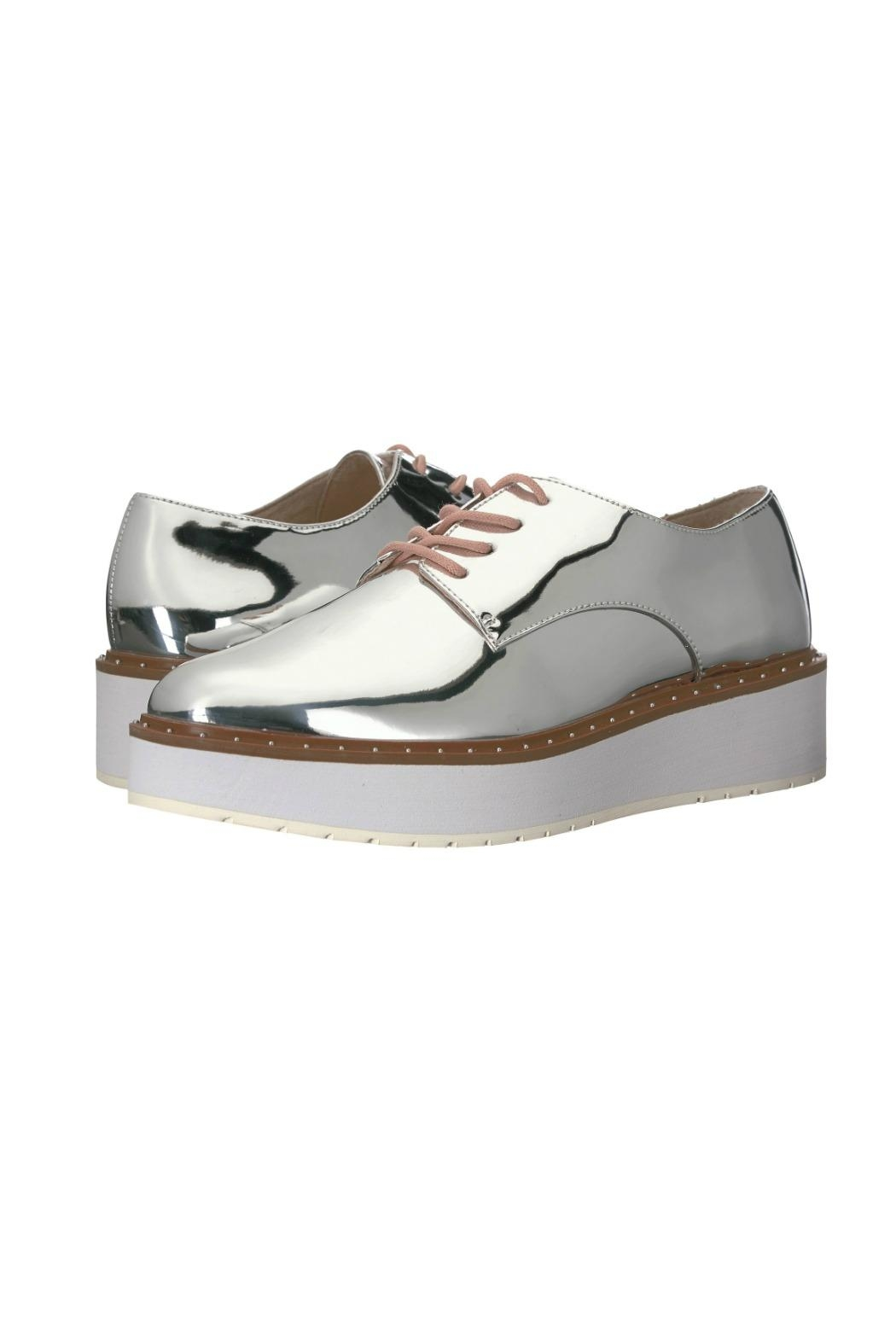 Chinese Laundry Cecilia Platform Oxford Shoes - Front Full Image
