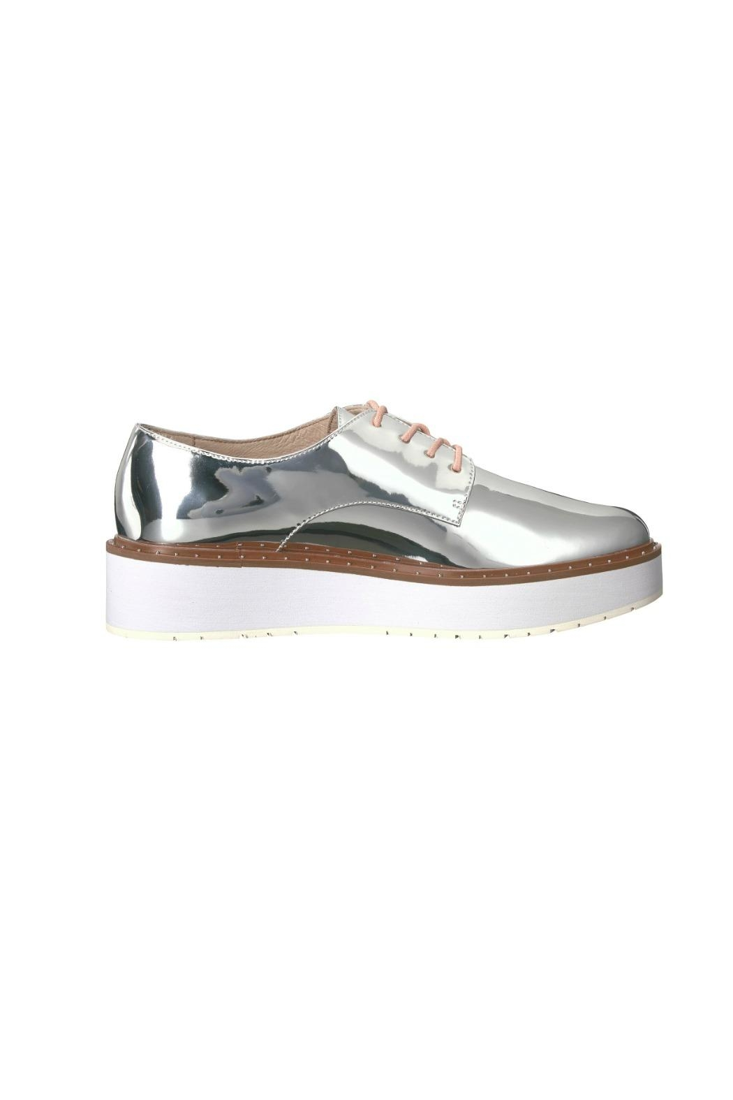 Chinese Laundry Cecilia Platform Oxford Shoes - Side Cropped Image