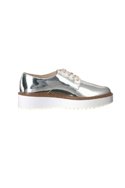 Chinese Laundry Cecilia Platform Oxford Shoes - Side cropped