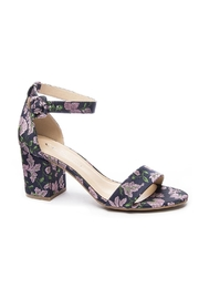 Chinese Laundry Floral Block Heel - Product Mini Image