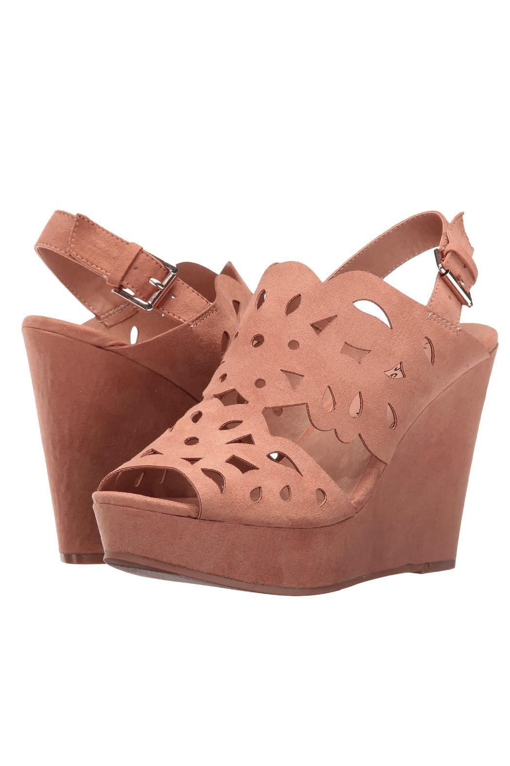 Chinese Laundry In Love Wedge - Front Full Image