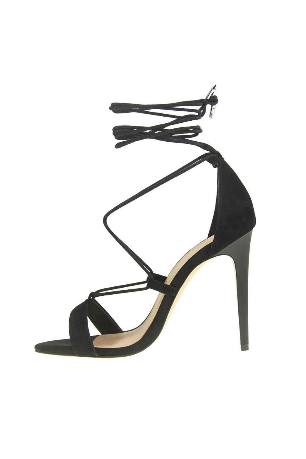 Chinese Laundry Jambi Lace Up Heel - Front Cropped Image