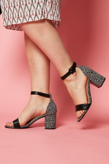 Chinese Laundry Jody Block Heel Sandal From New York By