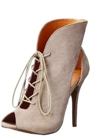 Chinese Laundry Julius Taupe Heel - Product Mini Image