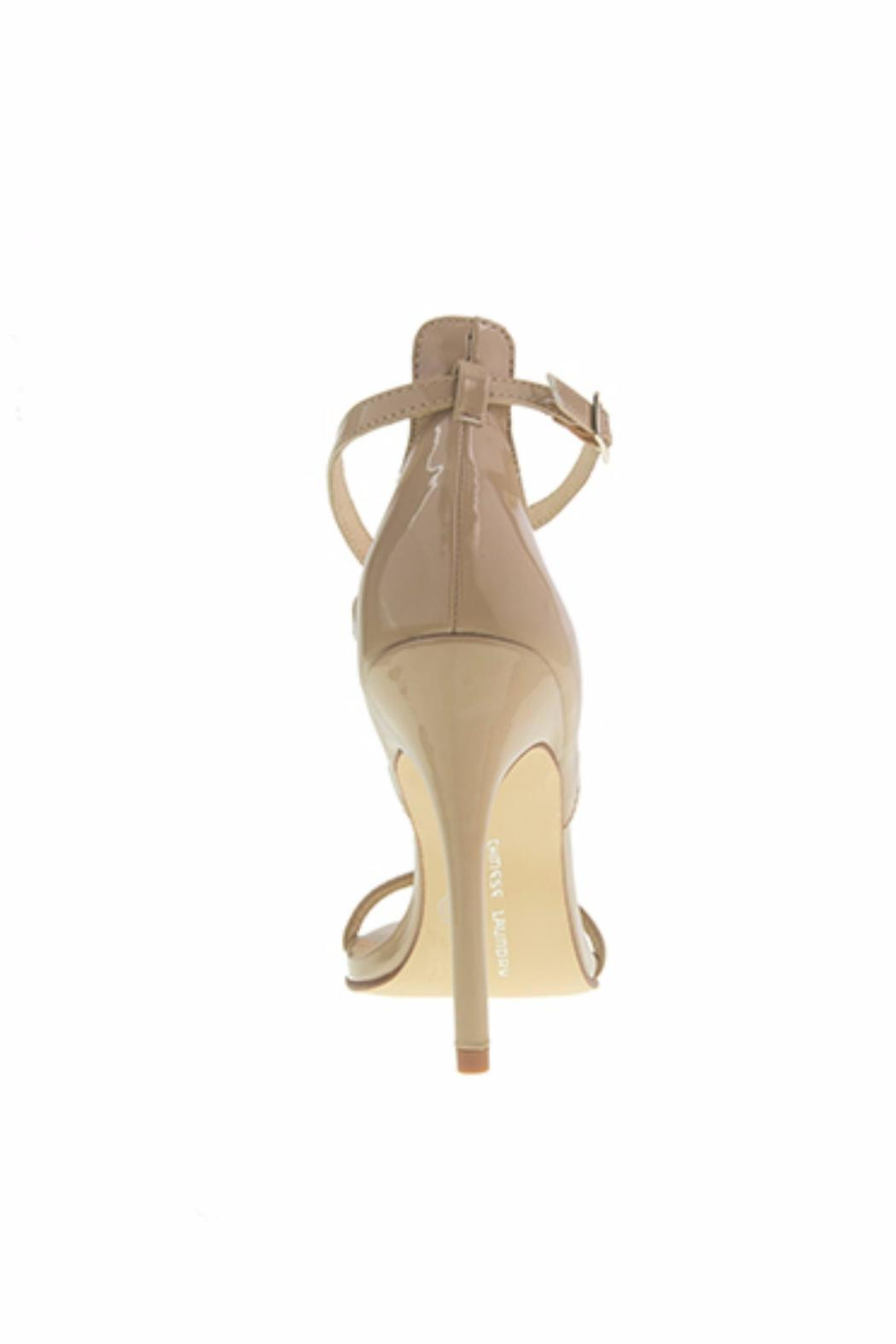 Chinese Laundry Lavelle Patent Sandal - Front Full Image