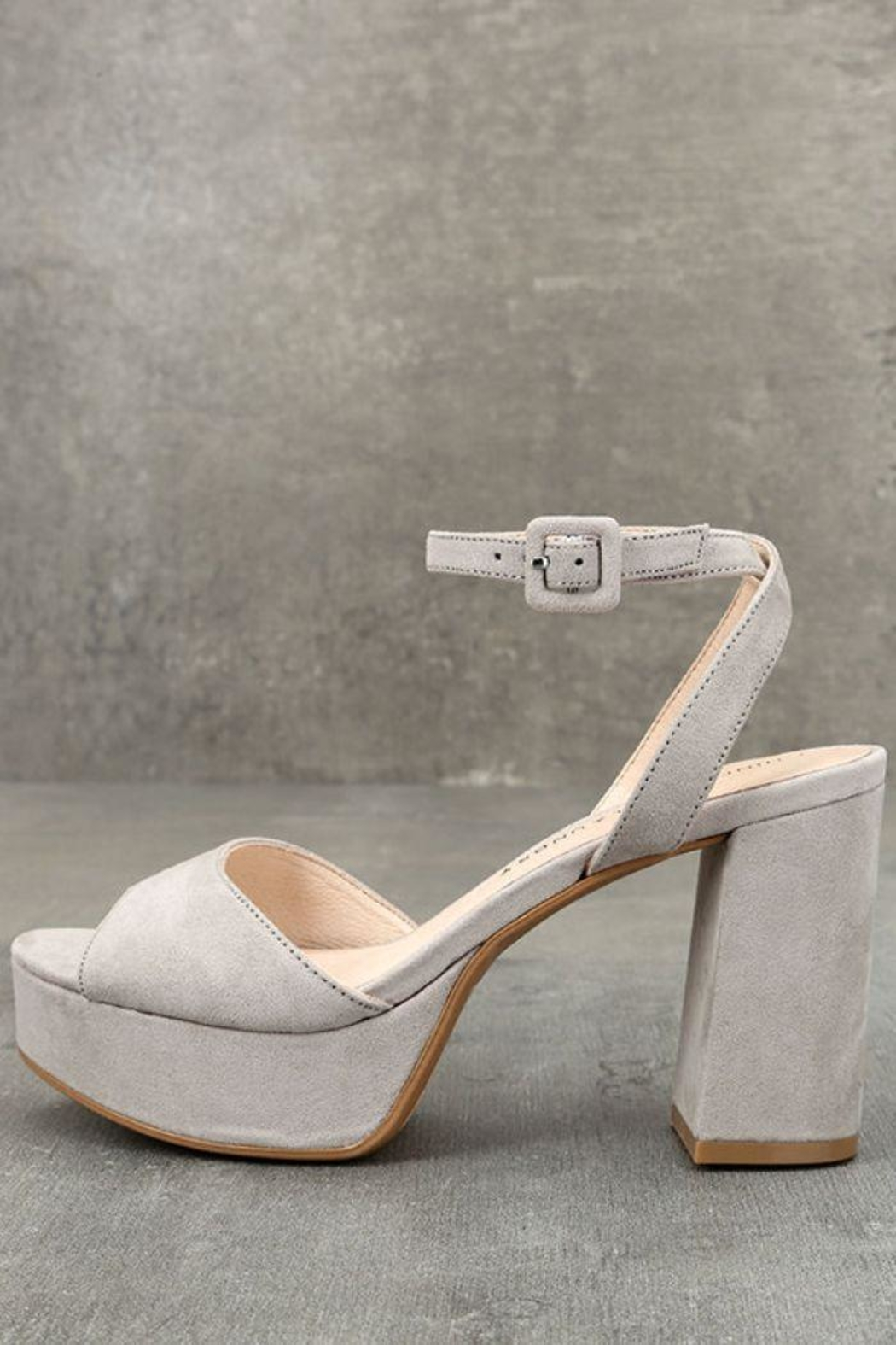 Chinese Laundry Micro Suede Heels - Main Image