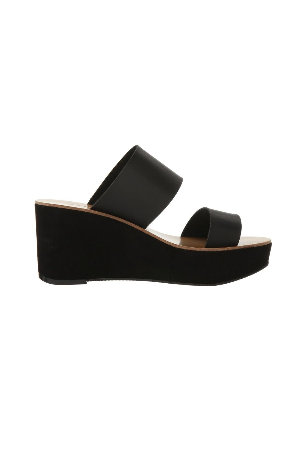 Chinese Laundry Ollie Wedge Sandal - Side Cropped Image