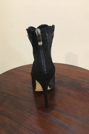 Chinese Laundry Open Toe Booties - Front full body