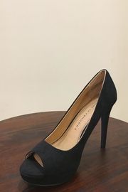 Chinese Laundry Open Toe Pump - Front cropped