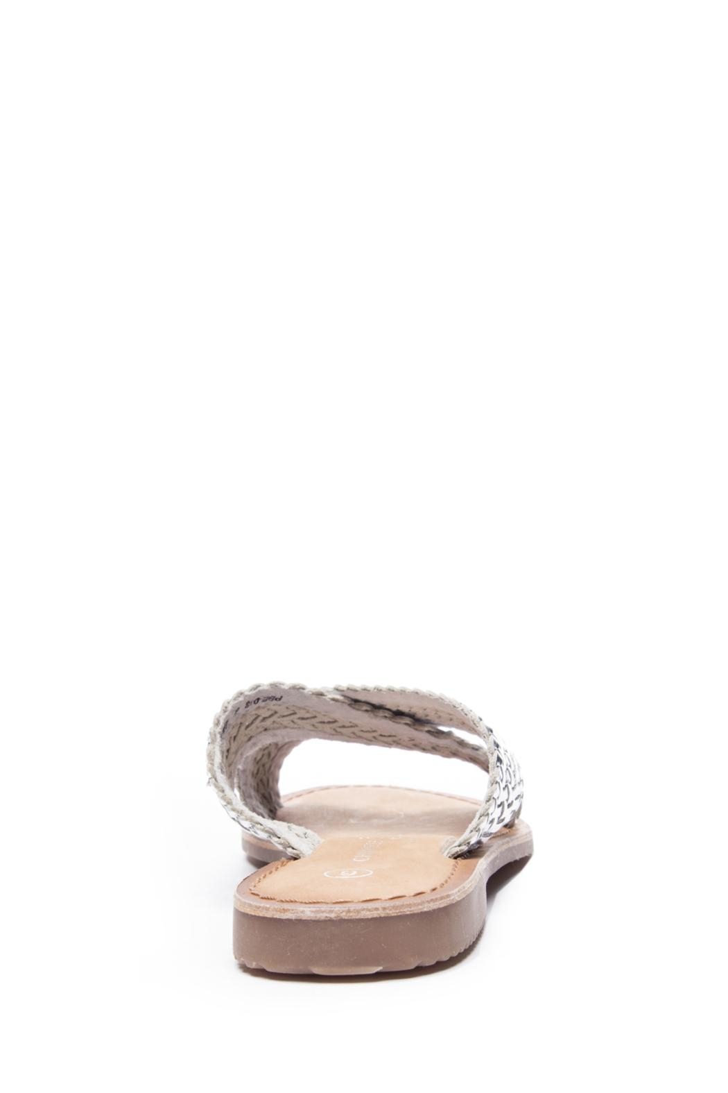 Chinese Laundry Pure Leather Sandal - Side Cropped Image