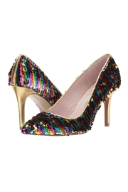 Chinese Laundry Ruthy Sequin Pump - Front full body