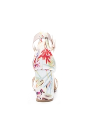 Chinese Laundry Soft Floral Heels - Front full body