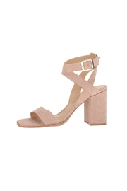 Chinese Laundry Stassi Chunky Heel - Product Mini Image
