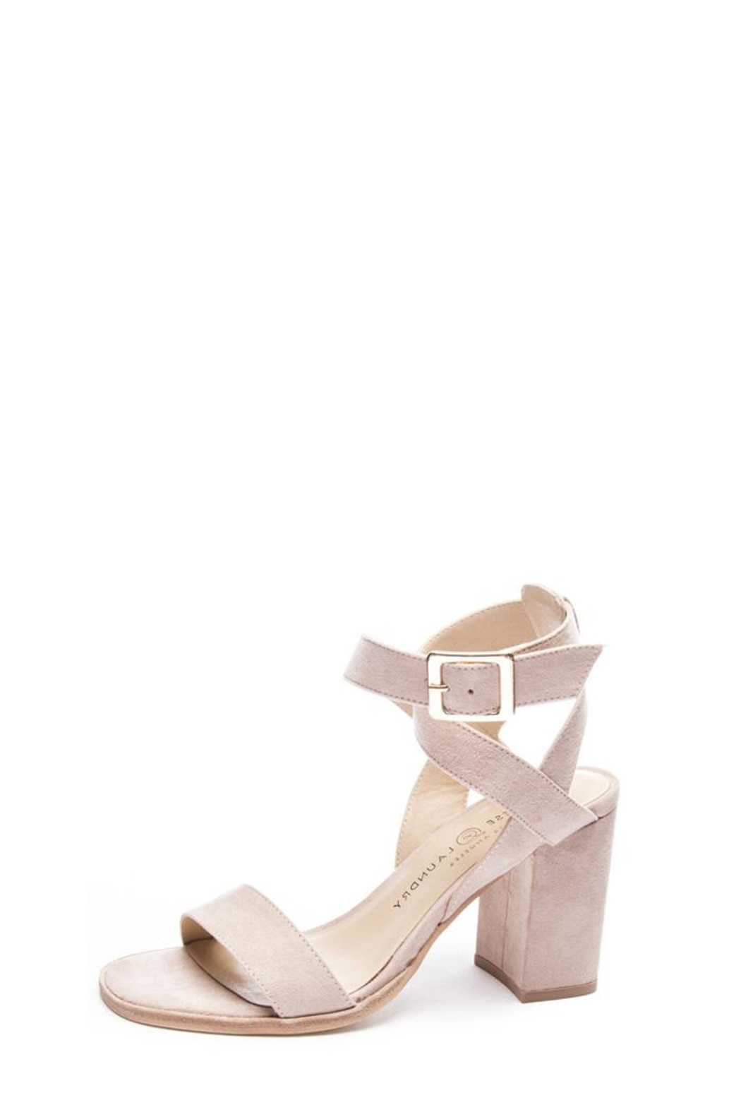 Chinese Laundry Stassi Suede Heel - Main Image