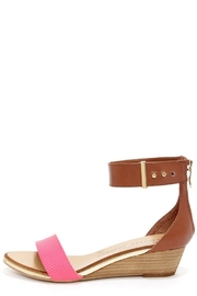 Chinese Laundry Strap Sandals - Front cropped
