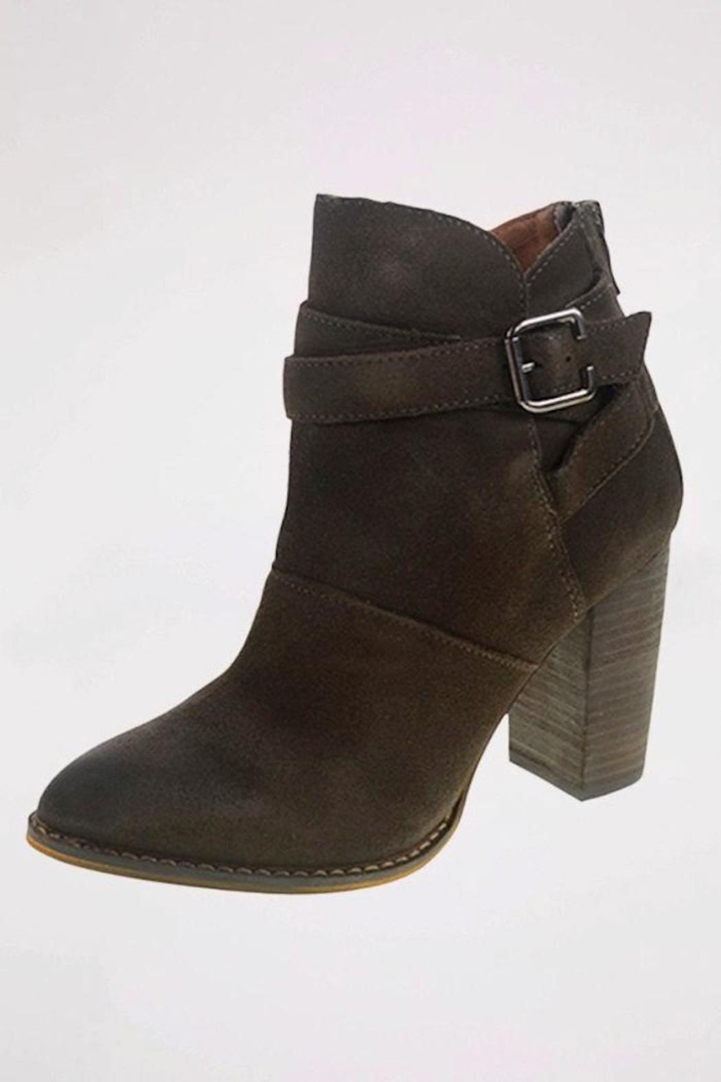 Chinese Laundry Suede Booties - Main Image