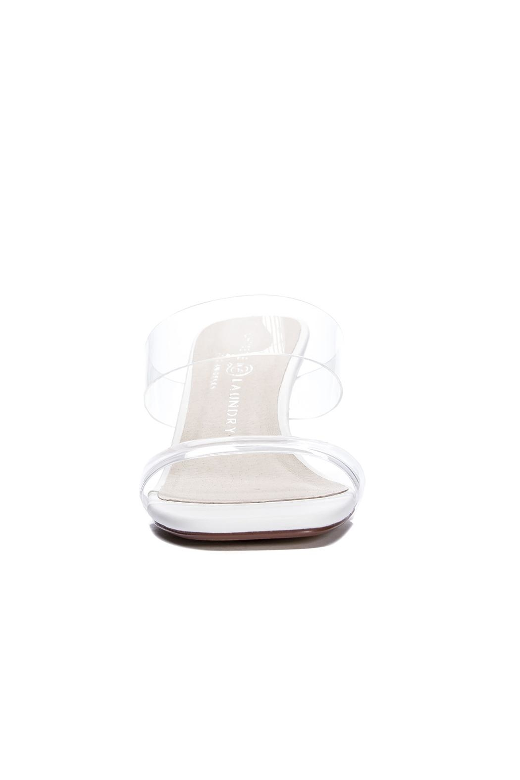 Chinese Laundry Tann Slide Sandal - Side Cropped Image