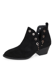 Chinese Laundry Vegan Suede Booties - Product Mini Image