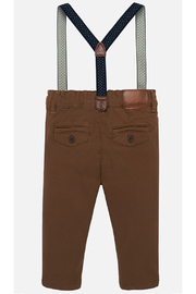 Mayoral Chino Pants - Front full body