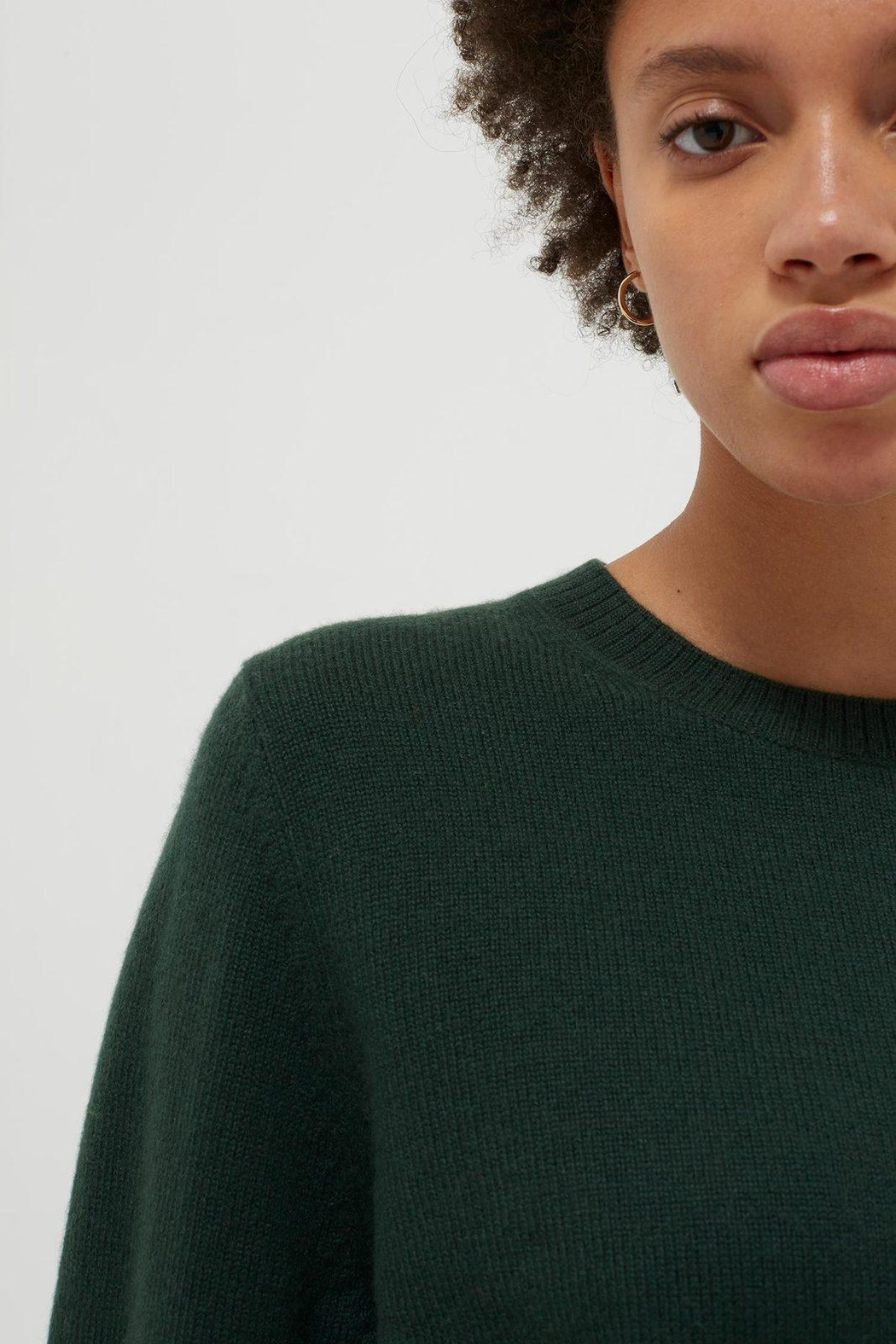 Chinti & Parker The Boxy Sweater - Back Cropped Image