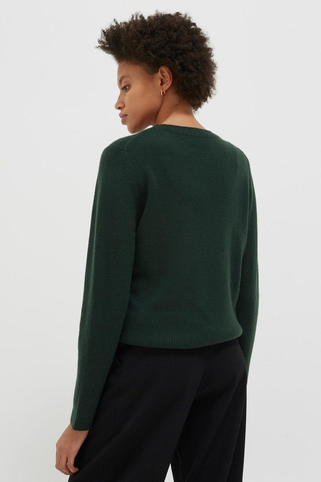 Chinti & Parker The Boxy Sweater - Side Cropped Image