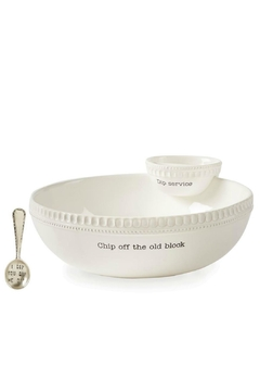 Mud Pie Chip And Dip-Set - Product List Image