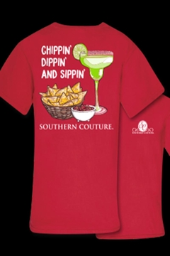 Southern Couture Chippin' Dippin'  Sippin' - Product List Image