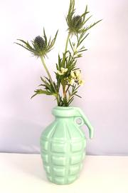Chive Kapow Bud Vase - Front cropped