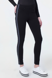 Liverpool Chloe ankle legging stripe 28