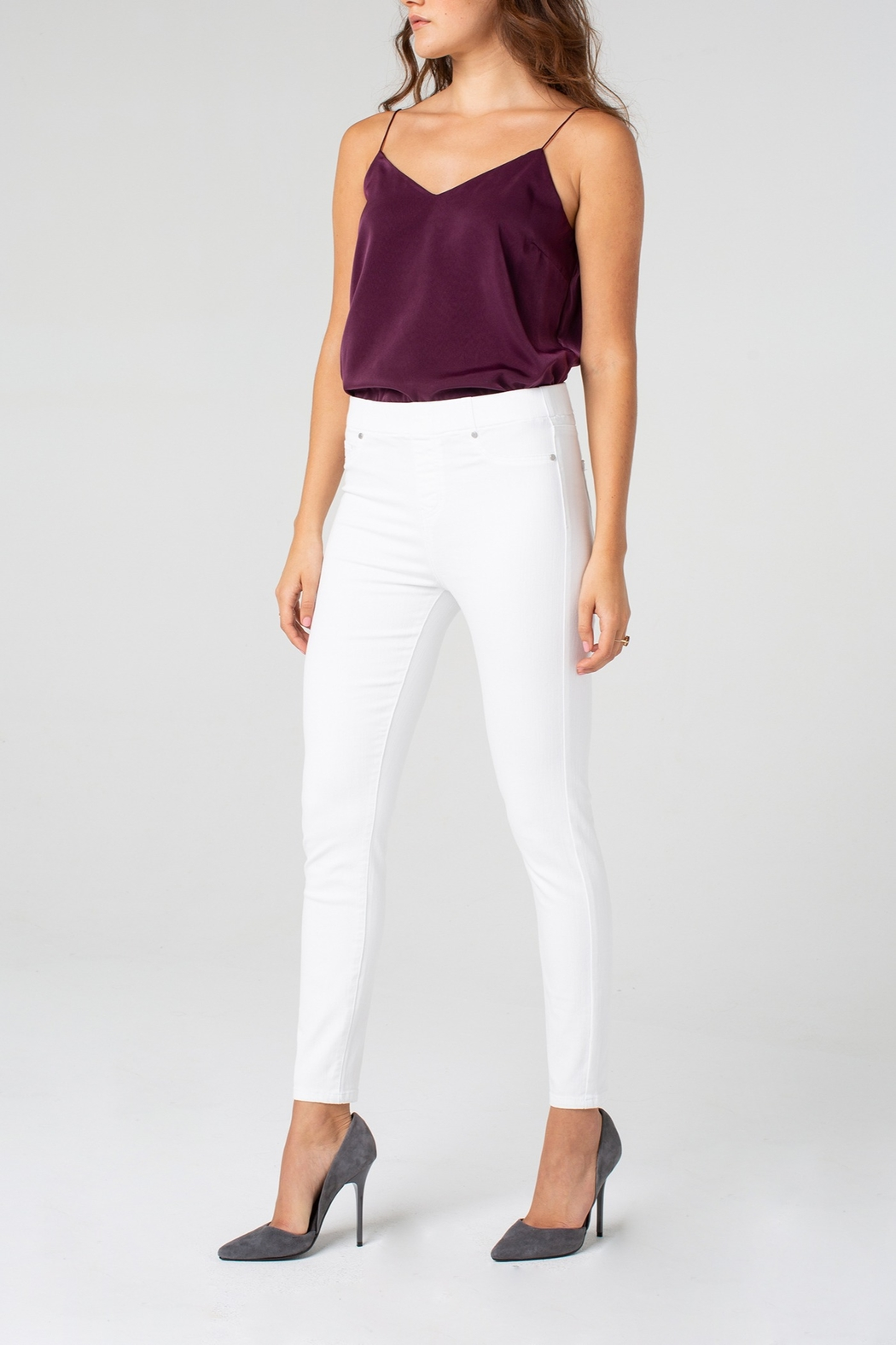 Liverpool Chloe Ankle Skinny - Front Full Image