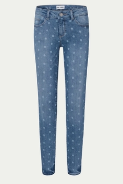 DL 1961 Chloe Ashton Polka-Dot - Product List Image