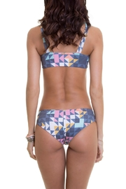 Maylana Swimwear Chloe Assymetricdiamonds Bottom - Product Mini Image