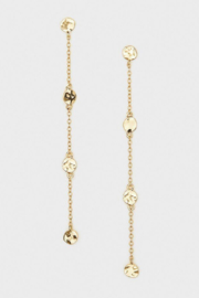 Gorjana Chloe Chain Earring - Product Mini Image