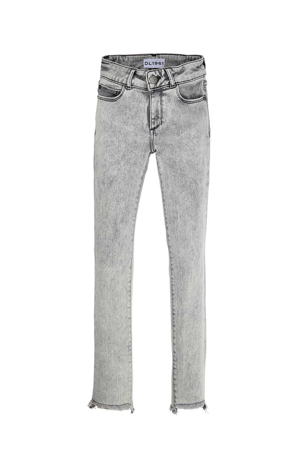 DL 1961 Chloe Gemini Jeans - Front Cropped Image
