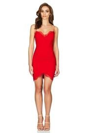 Nookie Chloe Lace Mini - Front cropped