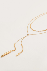 Gorjana Chloe Layered Necklace - Product Mini Image