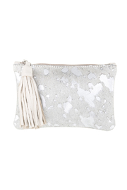 Vash  CHLOE MINI LEATHER CLUTCH - Product Mini Image