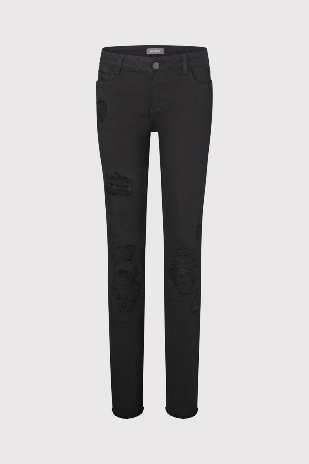 DL1961 Chloe Night Star Skinny Jean - Front Cropped Image