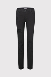 DL1961 Chloe Night Star Skinny Jean - Front cropped