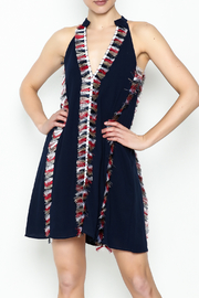 Chloe Oliver USA Fringe Dress - Product Mini Image